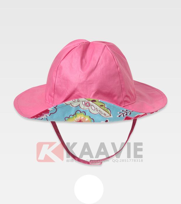 儿童防UV帽