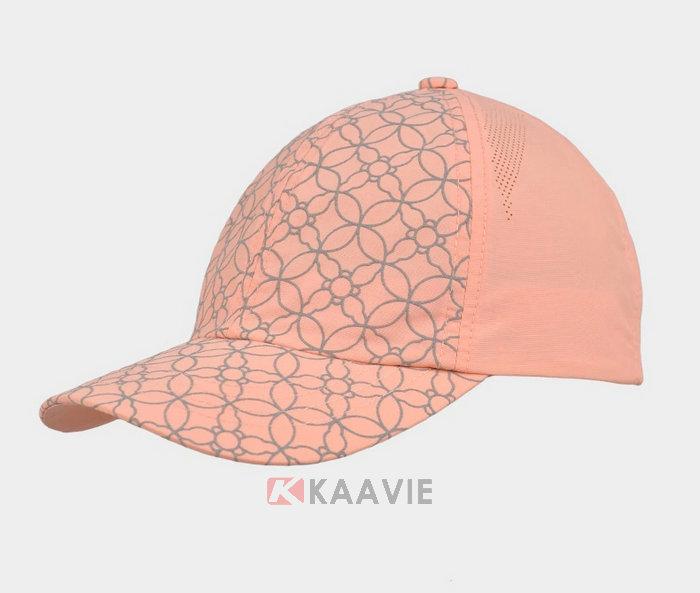 春夏时尚潮流印花运动棒球帽 女士 儿童 小清新款 工厂订制