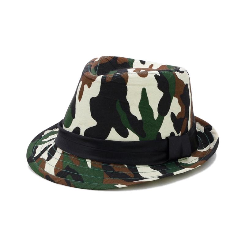 迷彩定型礼帽订制