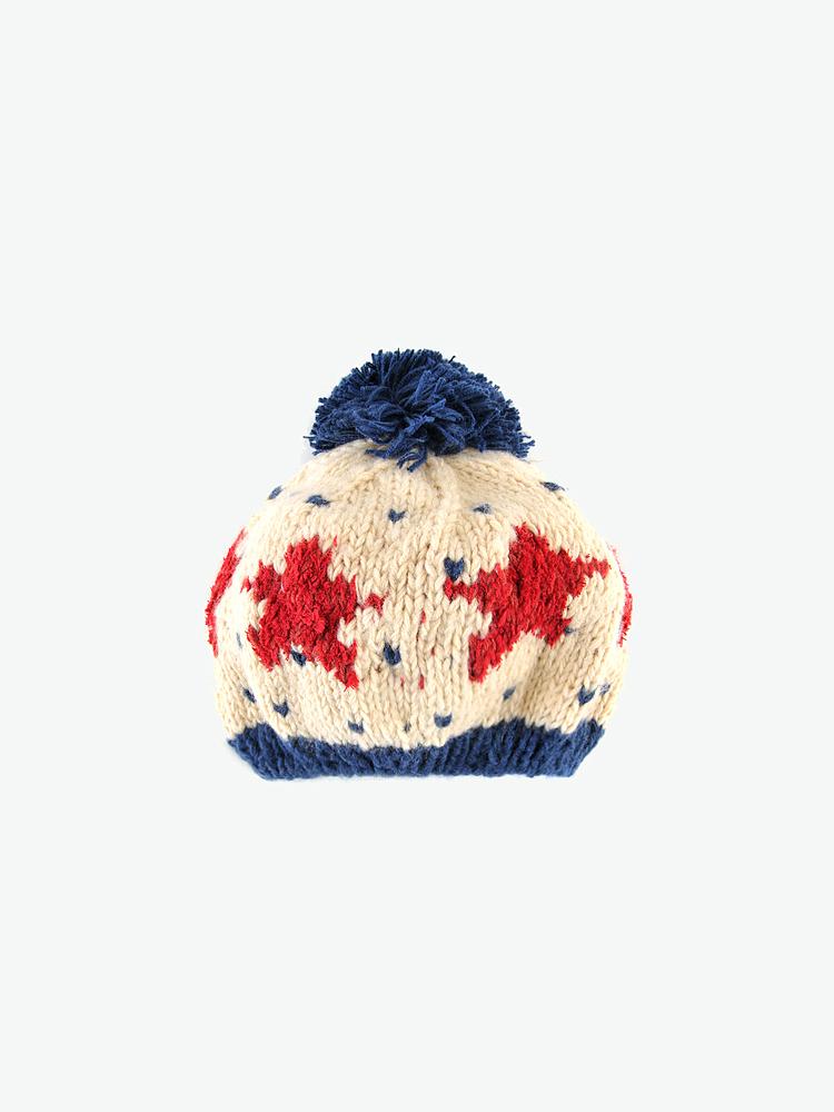 凯维帽业-婴幼儿可爱南瓜保暖帽 手工纺织