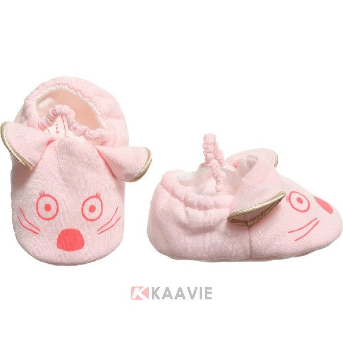 凯维帽业-小清新款可爱狐狸儿童 婴儿套头帽
