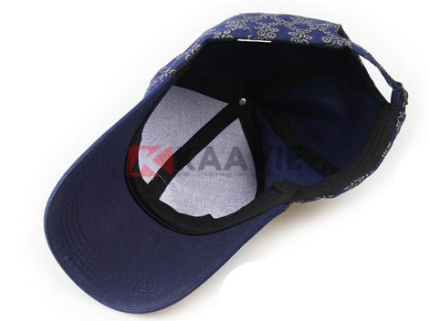 秋冬加厚款 格子休闲男士棒球帽