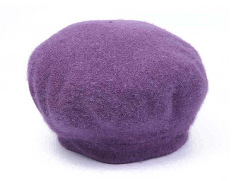 凯维帽业-女士时装帽贝雷帽定做-FW018