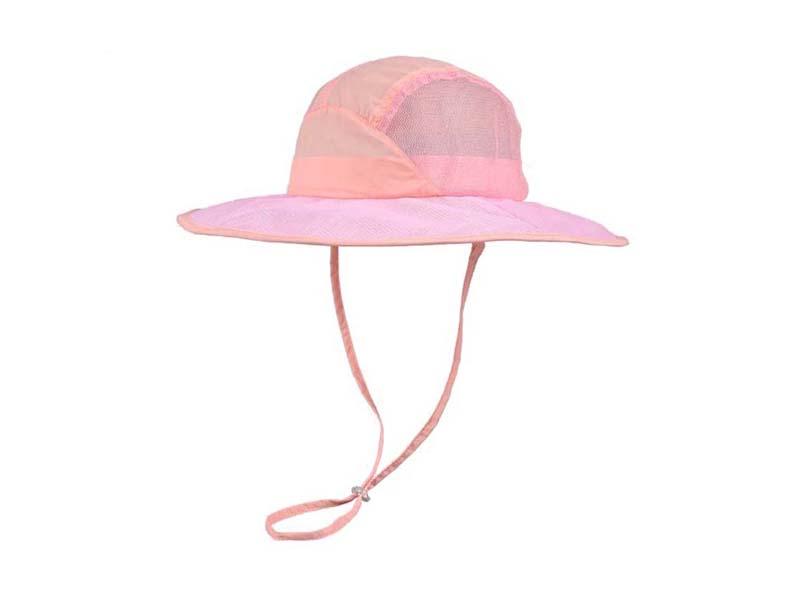 凯维帽业-新款夏季户外遮阳渔夫边帽YT136