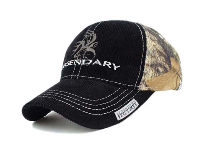 凯维帽业-撞色拼接绣花印花混搭迷彩棒球帽 BM229