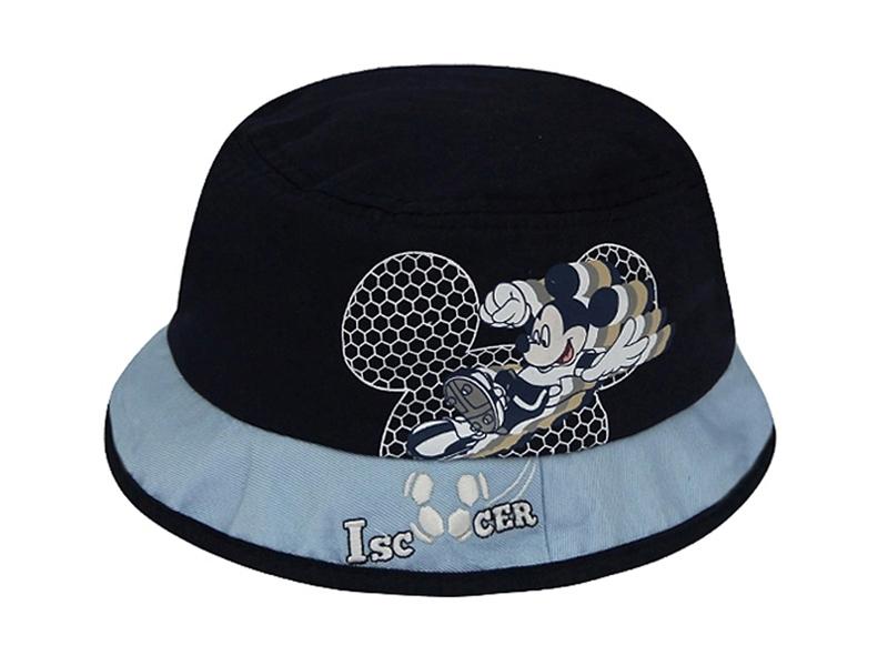 凯维帽业-米老鼠印花户外遮阳渔夫边帽RM262