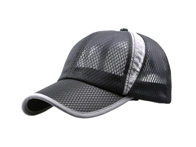 凯维帽业-秋季登山运动透气棒球帽BJ323