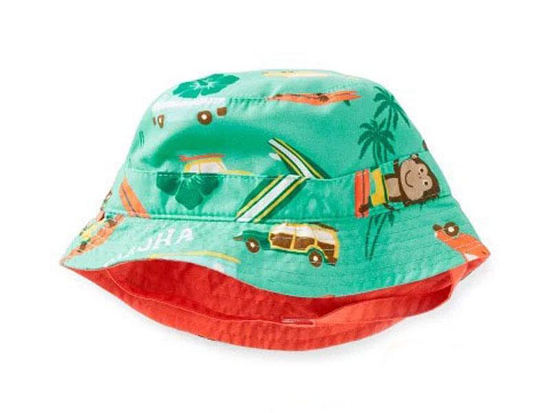 凯维帽业-儿童新款遮阳小边帽RM544