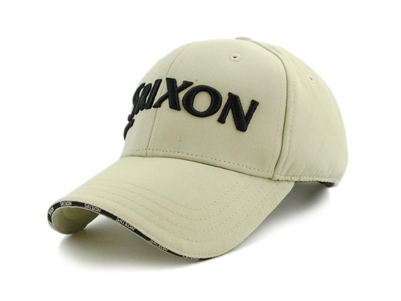 凯维帽业-绣花字母棒球帽 六页帽BM306
