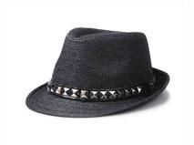 凯维帽业-2015新款定型礼帽CZ001