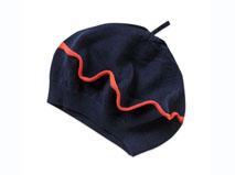 凯维帽业-波浪女童时装帽ZM005