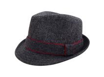 凯维帽业-羊毛呢料定型礼帽男女款 加工厂-DW011