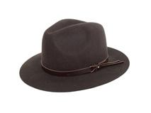 黑白视频体育直播-100%羊毛出口欧美定型礼帽定做-DW017