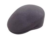 凯维帽业-纯色羊毛贝雷帽定型帽生产加工定做-EW009
