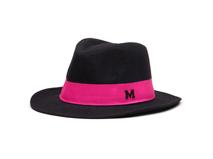 黑白视频体育直播-女款时装定型毡帽定做-DW026