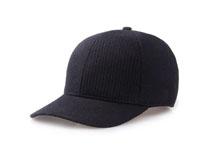 凯维帽业-设计款 黑色 棒球帽定做-BM026