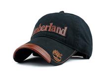 凯维帽业-复古皮革棒球帽定做-BM031