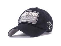 凯维帽业-复古洗水做旧棒球帽定做 -BM032