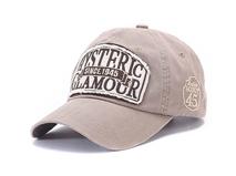 凯维帽业-男女2015新款洗水棒球帽定做 -BM034