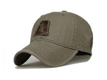 凯维帽业-复古皮革男士棒球帽定做-BM041