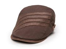 凯维帽业-2015新款混搭鸭舌帽定做-EM022