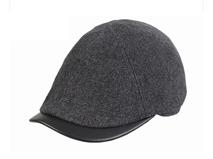 凯维帽业-纯色简约鸭舌帽 急帽定做-EW024