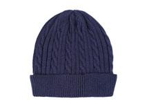凯维帽业-小麻花针织帽定做 -ZM026