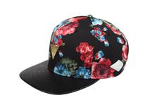 凯维帽业-红花平板帽定做- PM013
