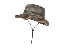 凯维帽业-迷彩透气网料边帽渔夫帽定做-YM045