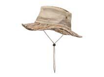 凯维帽业-女款颗粒迷彩渔夫帽定做-YM048