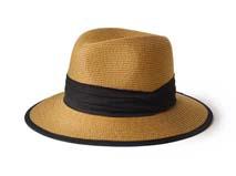 凯维帽业-时装草帽定做-CZ023