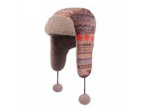 凯维帽业-女款风雪帽雷锋帽定做-LF014