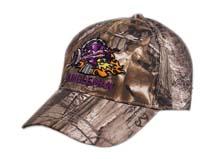凯维帽业-刺绣森林迷彩棒球帽战术帽定做-BT054