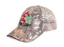 凯维帽业-户外森林迷彩灯帽定做-BM056