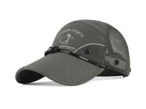 凯维帽业-户外运动透气棒球帽定做 -HT013