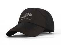 黑白视频体育直播-网布运动帽定做 -HT017
