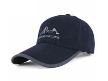 凯维帽业-户外运动棒球帽定做-HT036