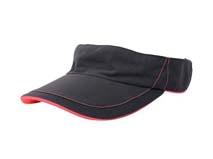 凯维帽业-简约运动空顶帽定做-KM006