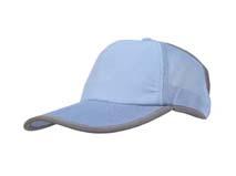 凯维帽业-新款透气空顶运动帽定做-KT020