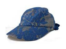 凯维帽业-女士时尚款空顶帽定做-KM022