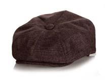 凯维帽业-新款八页贝雷帽定做 -FM020