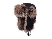 凯维帽业-超保暖真皮雷锋帽定做-LF019