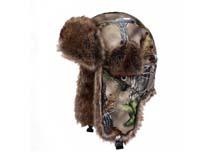 凯维帽业-新款迷彩雷锋帽定做-LF024
