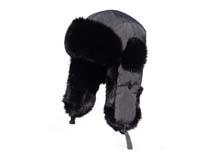 凯维帽业-男士冬天保暖雷锋帽定做-LF025