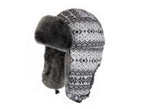 凯维帽业-女款时尚雷锋帽定做 -LF027