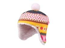 凯维帽业-儿童婴儿风雪帽定做 -AM011
