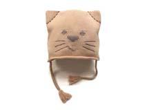 凯维帽业-卡通小猫婴儿帽 -AM019