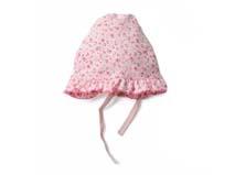 凯维帽业-碎花婴儿帽定做 -AM032