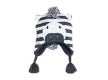 凯维帽业-儿童斑马风雪帽定做-RM009