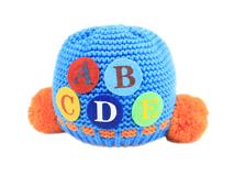 凯维帽业-儿童冬天毛线帽球球针织帽定做-RM010